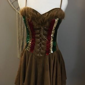Rasta Lioness Costume